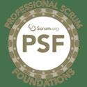 Professional Scrum Foundations Training